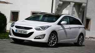Novo v Sloveniji: Hyundai i40 (zdaj tudi uradno)