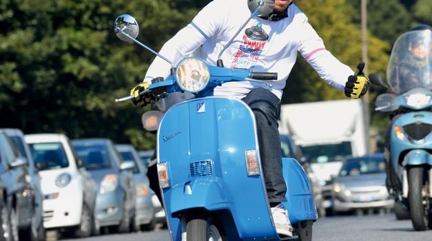 Vozili smo: Vespa PX (foto: Piaggio)
