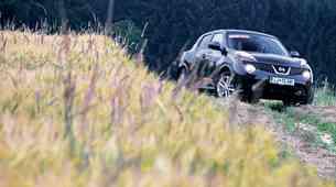 Kratek test: Nissan Juke 1.5 dCi Tekna