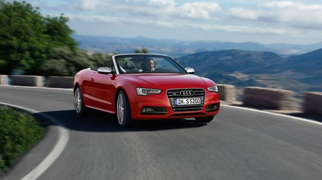 Video: Audi A5, S5 Cabriolet in S5 Sportback (foto: Audi)