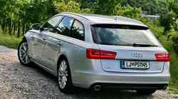 Novo v Sloveniji: Audi A6 Avant