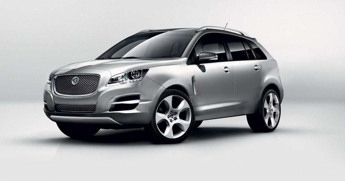 Jaguar pripravlja SUV - Novice - Avto Magazin