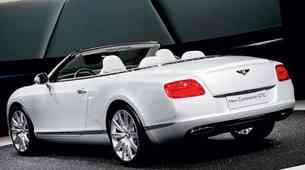 Frankfurt 2011: Bentley