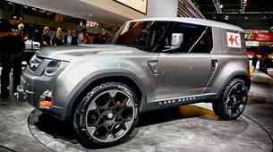 Frankfurt 2011: Land Rover