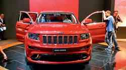 Frankfurt 2011: Jeep