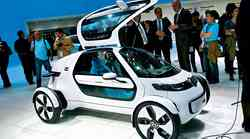 Frankfurt 2011: Volkswagen