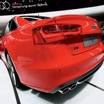 Frankfurt 2011: Audi (foto: Vinko Kernc)