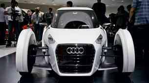 Frankfurt 2011: Audi