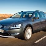 Volkswagen CrossPassat (foto: Bojan Perko)