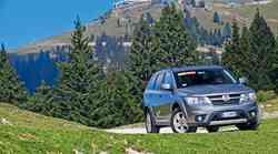 Test: Fiat Freemont 2.0 MultiJet