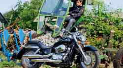 Test: Honda Shadow 750 C-ABS
