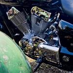 Test: Honda Shadow 750 C-ABS (foto: Aleš Pavletič)