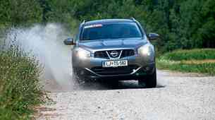 Kratek test: Nissan Qashqai+2 1.5 dCi