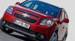 Kratek test: Chevrolet Orlando 2.0D (120 kW) A LTZ Plus