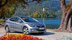 Test: Hyundai Elantra 1.6 CVVT Style