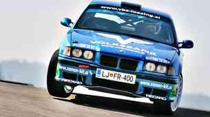 Video: BMW M3 za drift in za reli