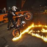 Bagoroš s KTM-om še (vsaj) dve leti, kmalu prične voziti Duke 690 (foto: Marcello Manonni)