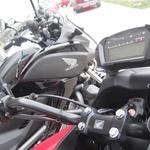 Prvi metri: Honda NC700X za 6.690 evrov že v Sloveniji (foto: Matevž Hribar)