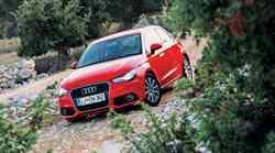 Podaljšani test: Audi A1 1.2 TFSI Attraction