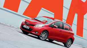 Test: Toyota Yaris 1.33 Dual VVT-i Sport