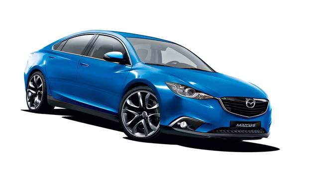Mazda6 (foto: Bojan Perko)