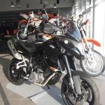 Axle v Kopru odprl nov salon za KTM in Husaberg (foto: Matevž Hribar)