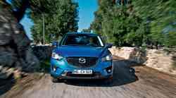 Prvi vtis: Mazda CX-5
