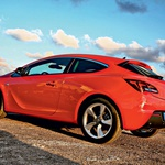 Vozili smo: Opel Astra GTC (foto: Vinko Kernc)