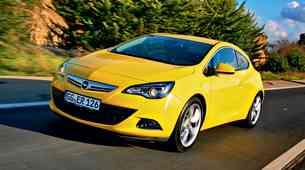 Vozili smo: Opel Astra GTC