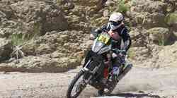 Dakar 2012, 2. etapa: Zmagal Coma, Stanovnik na 25. mestu