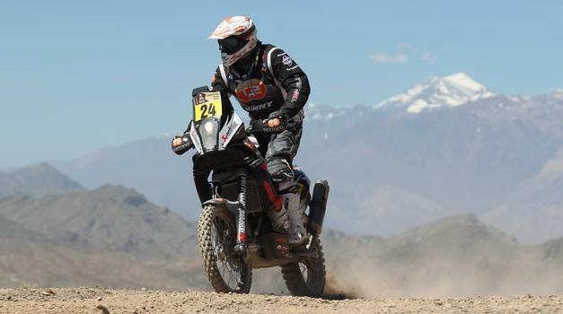Dakar 2012, 3. etapa: Despres povedel, Stanovnik napredoval na 19. mesto (video) (foto: Maindru)