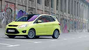 Podaljšan test: Ford C-Max 1.6 EcoBoost (110 kW) Titanium