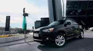 Kratek test: Mitsubishi ASX 1.6 2WD Intense