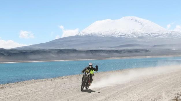 Dakar 2012, 6. etapa: Brez speciala do Čila (foto: Maindru)