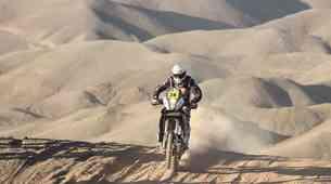 Dakar 2012, 9. etapa: Stanovnik zabredel v reko, zmaga Rodriguesu