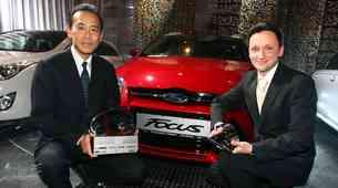 Slovenski avto leta 2012 je Ford Focus!