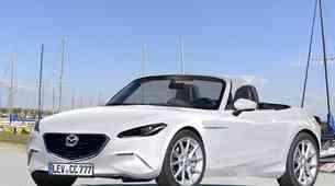 Mazda MX-5 za 2014?