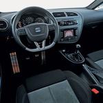 Kratek test: Seat Leon Cupra R (foto: Aleš Pavletič, Saša Kapetanovič)