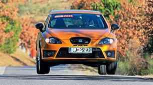 Kratek test: Seat Leon Cupra R