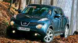 Kratek test: Nissan Juke 1.6 16V Acenta