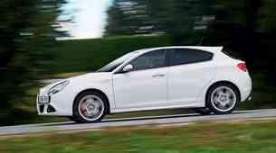 Kratek test: Alfa Romeo Giulietta 2.0 JTDm 16v Distinctive
