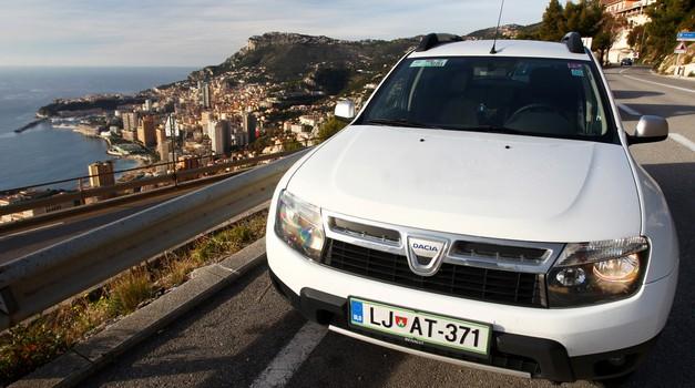 Klenost, Monte Carlo in odlomljena antena (foto: Saša Kapetanovič, Uroš Modlic)