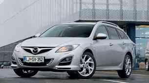 Kratek test: Mazda6 Sport Combi CD180 GTA