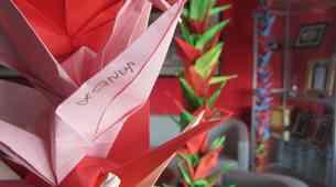 Toyota za vsak origami prispeva evro za otroke z rakom in krvnimi boleznimi
