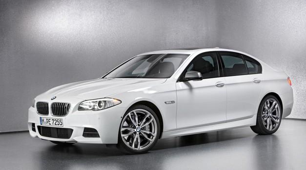 BMW M Performance s tremi turbinami in 740 Nm (foto: BMW)
