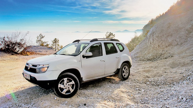 Podaljšan test: Dacia Duster 1.5 dCi 4X4 Laureate (foto: Vinko Kernc)