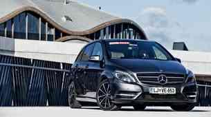 Test: Mercedes-Benz B 180 CDI BlueEfficiency