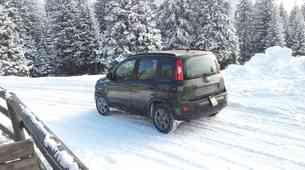 Vozimo pred uradno predstavitvijo: Fiat Panda 4X4