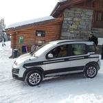 Vozimo pred uradno predstavitvijo: Fiat Panda 4X4 (foto: Tomaž Porekar)