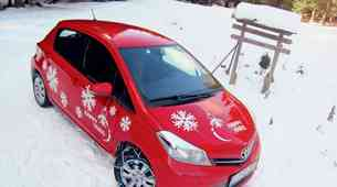 Kratek test: Toyota Yaris 1.33 Dual VVT-i (74 kW) Sol